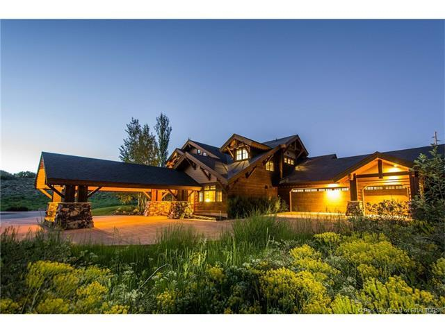 3700 Solamere Drive, Park City, UT 84060 (MLS #11702688) :: High Country Properties