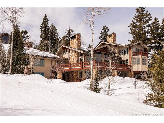 8001 Bald Eagle Drive, Park City, UT 84060 (MLS #11702756) :: High Country Properties