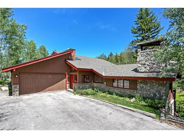 3560 W Big Spruce Way, Park City, UT 84098 (MLS #11702783) :: High Country Properties