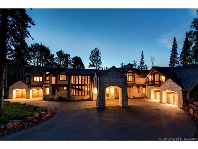 98 White Pine Canyon Road, Park City, UT 84060 (MLS #11702821) :: The Lange Group