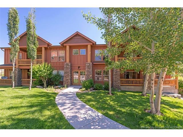 1756 W Fox Bay F201, Heber City, UT 84032 (MLS #11702824) :: High Country Properties