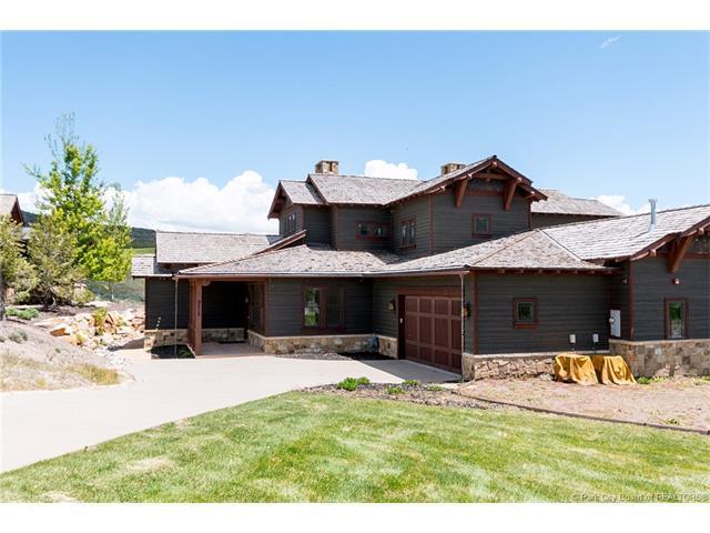 9510 N Skyhawk Trail, Kamas, UT 84036 (MLS #11702832) :: High Country Properties