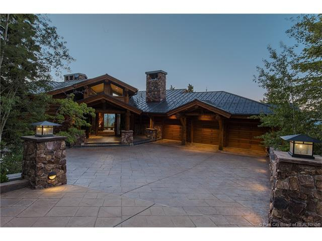 7975 Bald Eagle Drive, Park City, UT 84060 (MLS #11702869) :: High Country Properties
