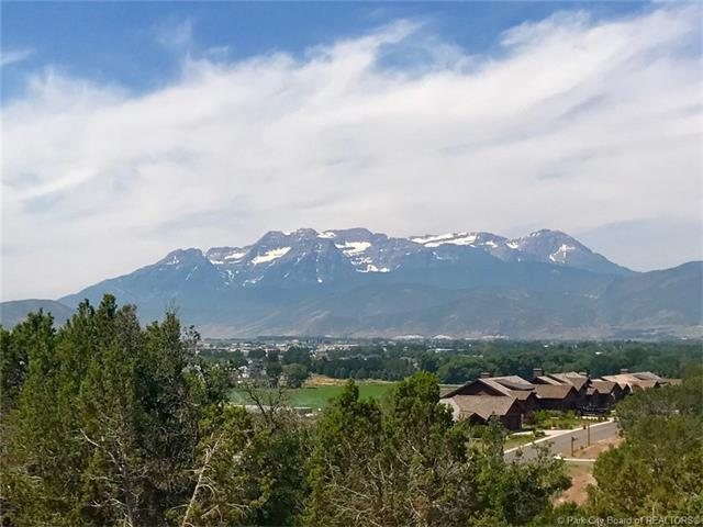 2105 E Signal Peak Ct. (Lot 778), Heber City, UT 84032 (MLS #11702909) :: High Country Properties