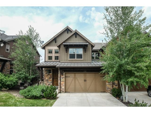 840 W Benjamin Place, Kamas, UT 84036 (MLS #11702911) :: High Country Properties