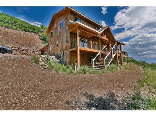 9964 Kimball Canyon, Park City, UT 84098 (MLS #11702979) :: High Country Properties