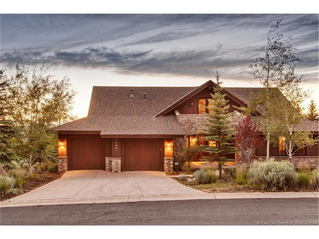 3400 Tatanka Trail, Park City, UT 84098 (MLS #11702980) :: High Country Properties