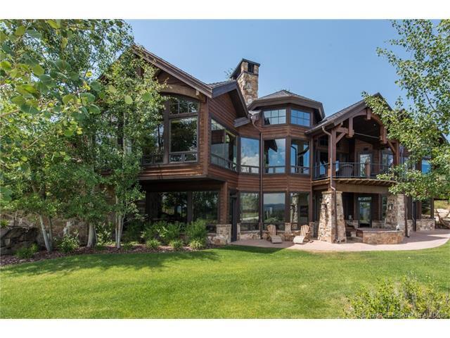 7698 Glenwild Drive, Park City, UT 84098 (MLS #11702992) :: High Country Properties