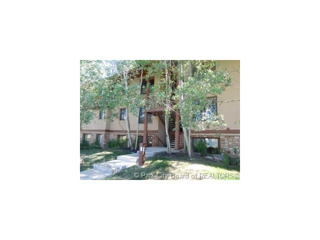 1600 Pinebrook Boulevard E3, Park City, UT 84098 (MLS #11703001) :: High Country Properties
