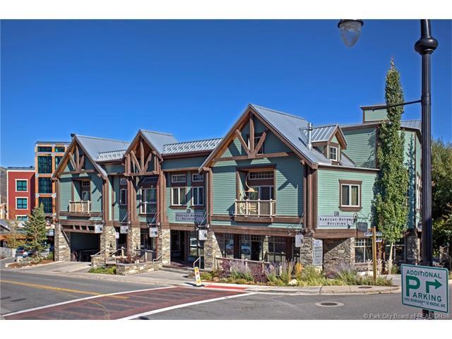 255 Heber Avenue #103, Park City, UT 84060 (MLS #11703002) :: High Country Properties