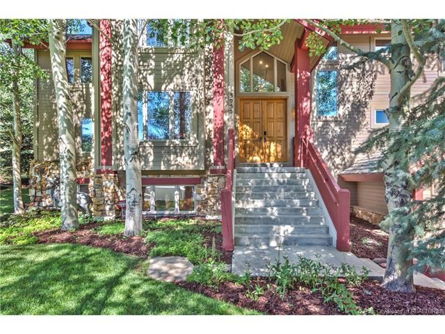 3055 Snowcloud Circle, Park City, UT 84060 (MLS #11703014) :: High Country Properties