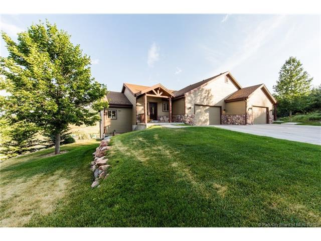 3942 W View Pointe, Park City, UT 84098 (MLS #11703034) :: High Country Properties