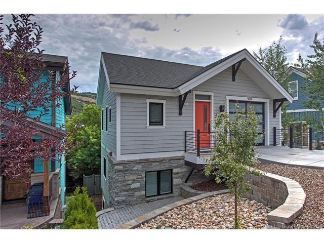 1024 Norfolk Avenue, Park City, UT 84060 (MLS #11703037) :: High Country Properties