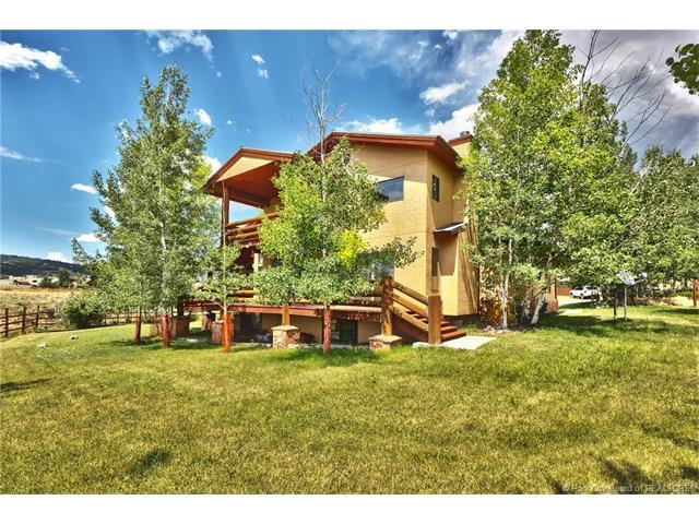 8737 Silver Creek Road, Park City, UT 84098 (MLS #11703058) :: High Country Properties