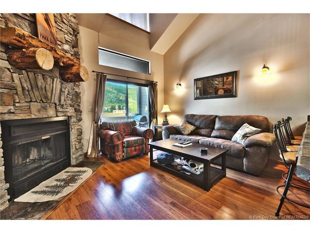 1487 Woodside Avenue 303B, Park City, UT 84060 (MLS #11703074) :: High Country Properties