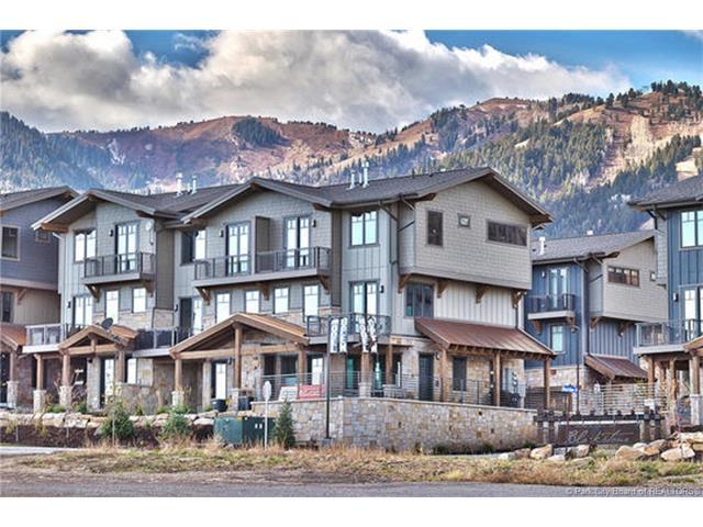 3793 Blackstone Drive 2H, Park City, UT 84098 (MLS #11703075) :: High Country Properties
