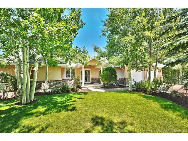 8780 N Silver Spur Rd Road, Park City, UT 84098 (MLS #11703077) :: High Country Properties