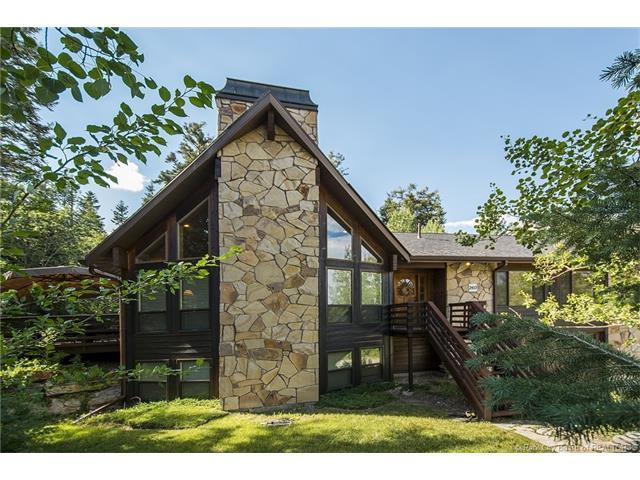 260 Lower Evergreen Drive, Park City, UT 84098 (MLS #11703078) :: Lawson Real Estate Team - Engel & Völkers