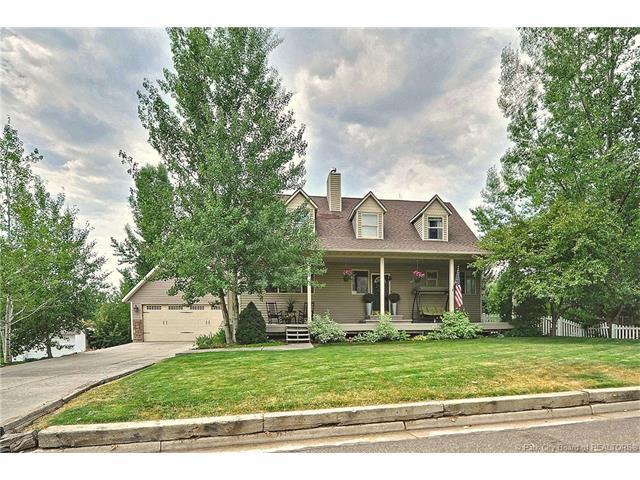 173 W Burgi Lane, Midway, UT 84049 (MLS #11703092) :: High Country Properties
