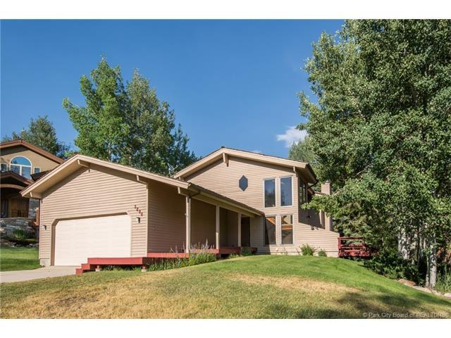 3200 Crestline Drive, Park City, UT 84060 (MLS #11703106) :: High Country Properties