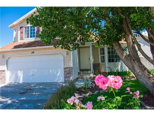 114 E Mountain Valley Court, Heber City, UT 84032 (MLS #11703107) :: Lawson Real Estate Team - Engel & Völkers