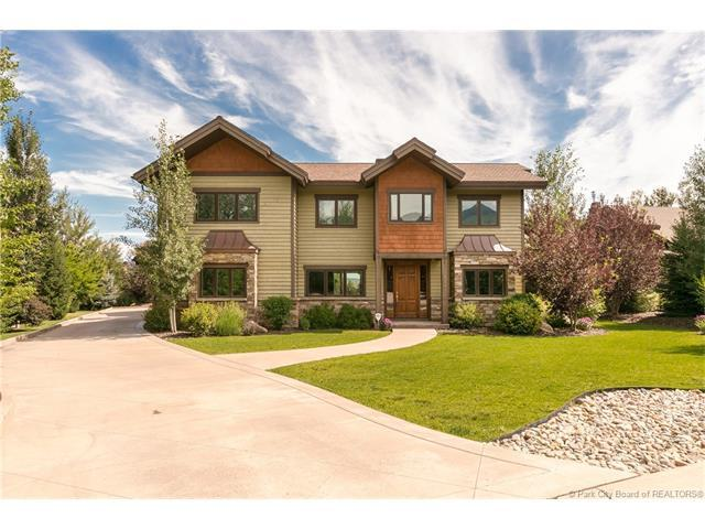 4779 Pace Drive, Park City, UT 84098 (MLS #11703109) :: Lawson Real Estate Team - Engel & Völkers