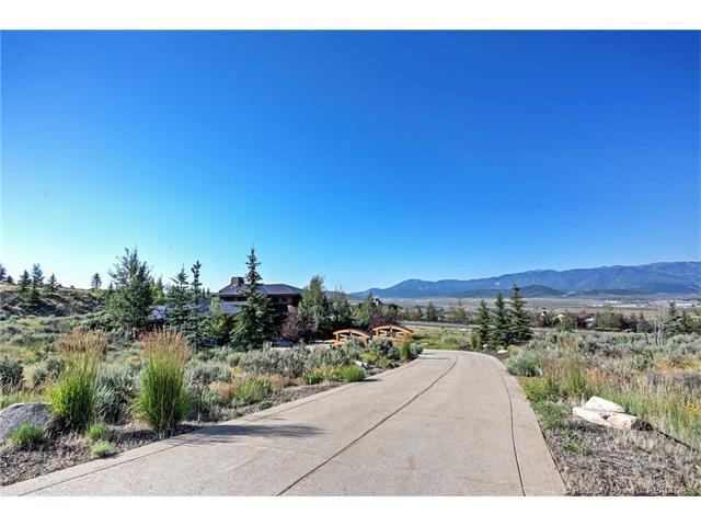 8080 N West Hills Trail, Park City, UT 84098 (MLS #11703159) :: High Country Properties