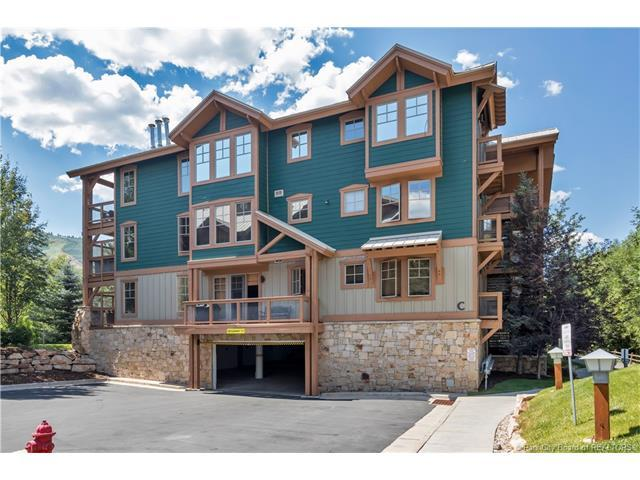 1000 Park C105, Park City, UT 84060 (MLS #11703216) :: The Lange Group