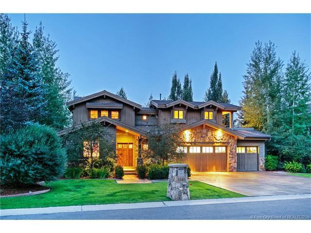 3140 Crestline Drive, Park City, UT 84060 (MLS #11703272) :: High Country Properties