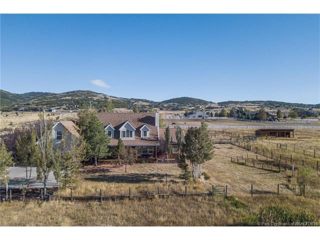 8744 Redden Road, Park City, UT 84098 (MLS #11703274) :: High Country Properties