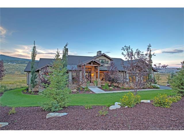 8008 Glenwild Drive, Park City, UT 84098 (MLS #11703408) :: The Lange Group