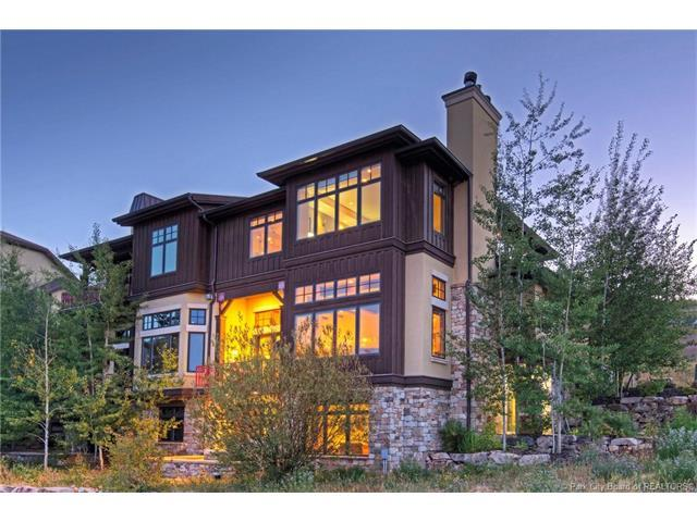 3766 N Vintage East Street, Park City, UT 84098 (MLS #11703422) :: The Lange Group