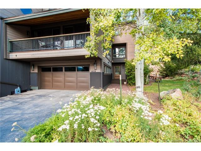 2540 Fairway Village, Park City, UT 84060 (MLS #11703423) :: The Lange Group