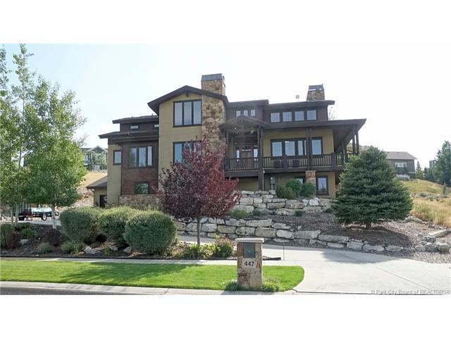 447 S Lindsay Spring Road, Heber City, UT 84032 (MLS #11703455) :: Lawson Real Estate Team - Engel & Völkers