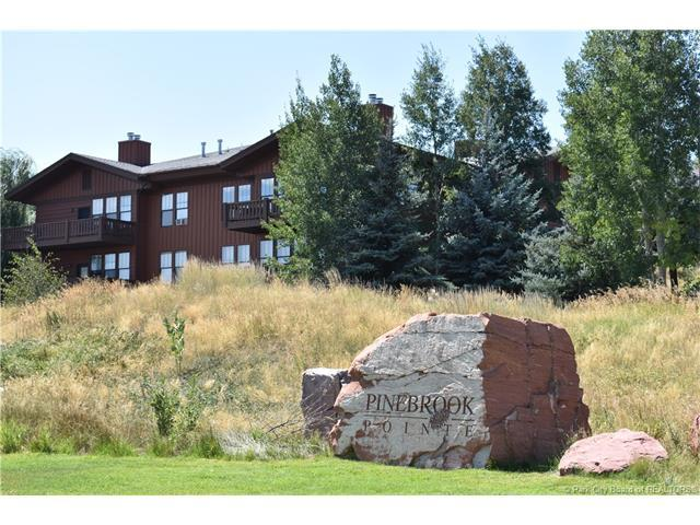 8430 Pointe Road G24, Park City, UT 84098 (MLS #11703459) :: The Lange Group