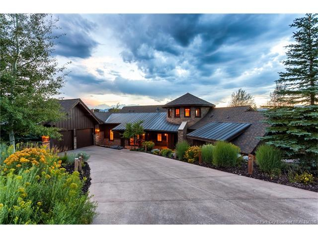 8663 Ranch Club Court, Park City, UT 84098 (MLS #11703465) :: The Lange Group