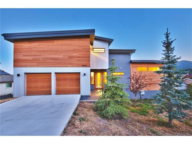 8958 North Cove Drive, Park City, UT 84098 (MLS #11703475) :: The Lange Group