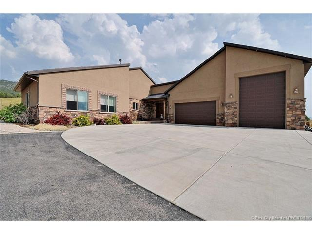 500 Trails End Road, Coalville, UT 84017 (MLS #11703492) :: The Lange Group