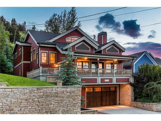 621 Woodside Avenue, Park City, UT 84060 (MLS #11703509) :: High Country Properties