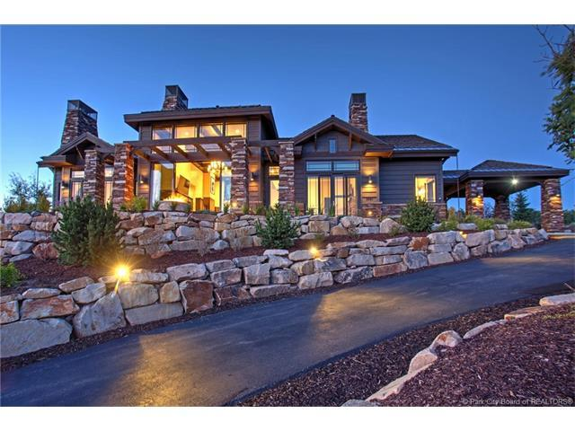 2861 N Ridgeway Drive, Heber City, UT 84032 (MLS #11703515) :: High Country Properties