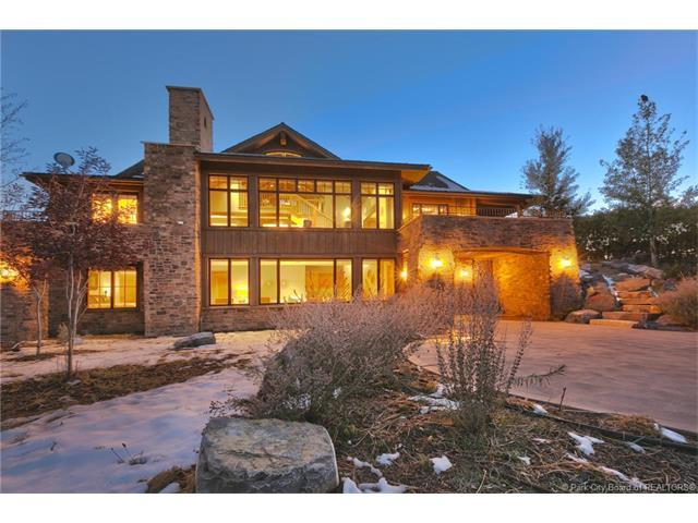8584 Ranch Club Court, Park City, UT 84098 (MLS #11703560) :: High Country Properties