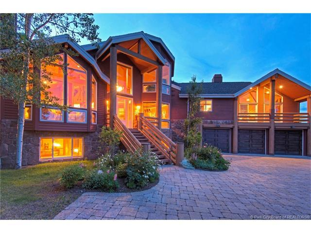 2429 Iron Canyon Drive, Park City, UT 84060 (MLS #11703613) :: High Country Properties
