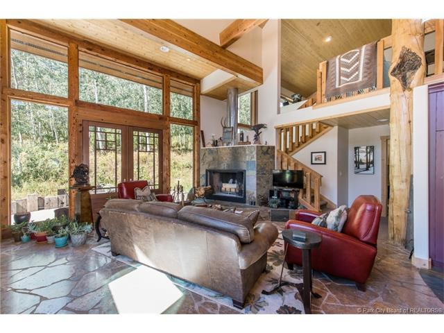 10351 N Kimball Canyon Rd, Park City, UT 84098 (MLS #11703615) :: High Country Properties