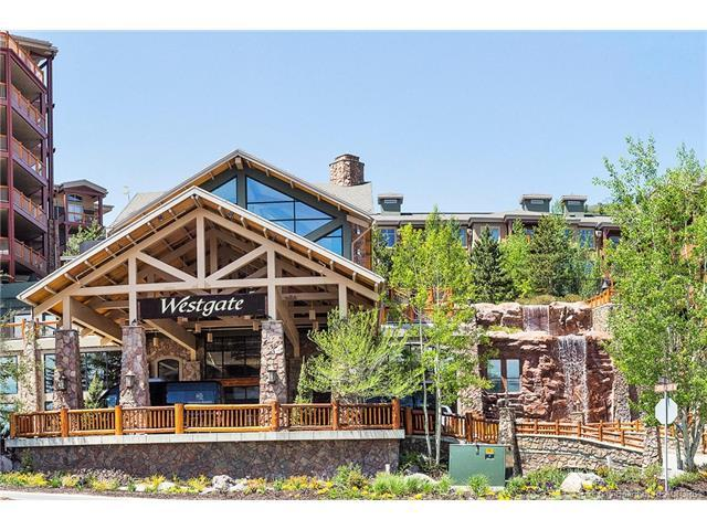 3000 Canyons Resort Drive #4610, Park City, UT 84098 (MLS #11703633) :: High Country Properties