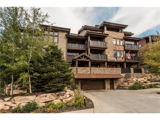 2550 East Deer Valley Drive #101, Park City, UT 84060 (MLS #11703678) :: High Country Properties