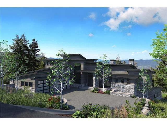 8095 Woodland View Dr, Park City, UT 84060 (MLS #11703689) :: High Country Properties
