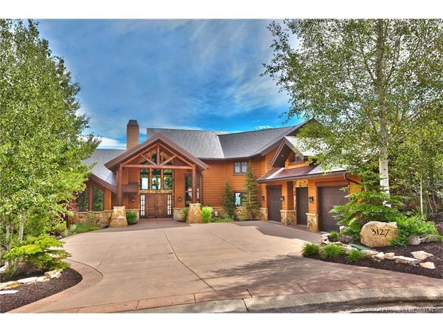 3127 W Deer Crest Estates Drive, Heber City, UT 84032 (MLS #11703692) :: High Country Properties