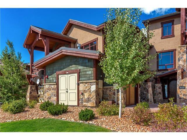 4151 Fairway Lane B-1, Park City, UT 84098 (MLS #11703751) :: High Country Properties