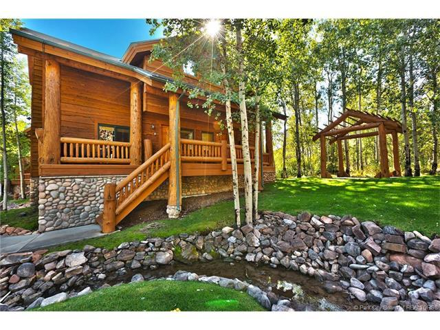 3933 N Timber Wolf Lane 6A, Park City, UT 84098 (MLS #11703759) :: High Country Properties