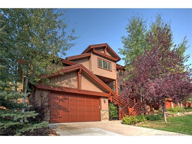 3428 Cedar Dr Drive, Park City, UT 84098 (MLS #11703760) :: High Country Properties